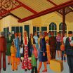 Invercargill Railway Station 1975